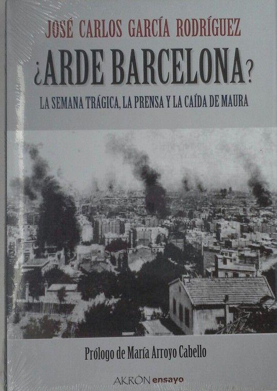 ¿ARDE BARCELONA?