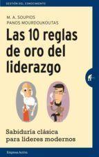 LAS 10 REGLAS DE ORO DEL LIDERAZGO