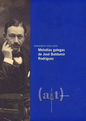 MELODIAS GALEGAS DE JOSE BALDOMIR RODRIGUEZ