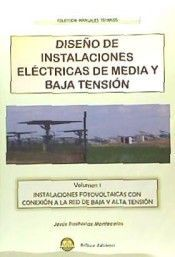 DISEÑO DE INSTALACIONES ELECTRICAS DE MEDIA Y BAJA TENSION