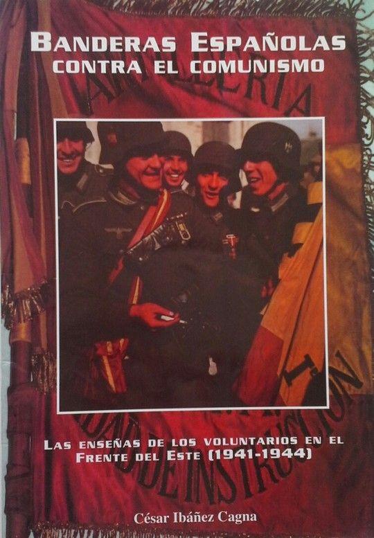 BANDERAS ESPAÑOLAS CONTRA EL COMUNISMO