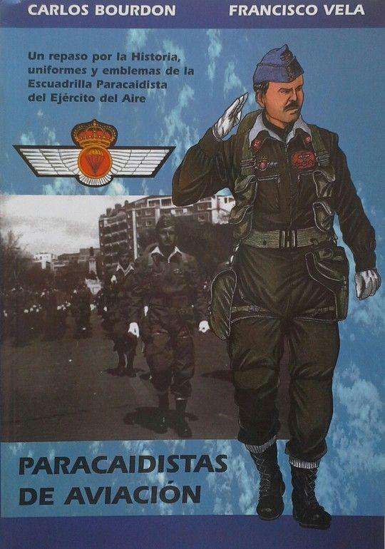 PARACAIDISTAS DE AVIACIÓN