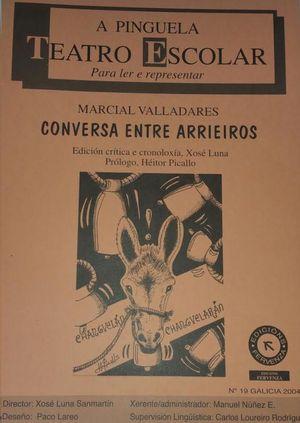 CONVERSA ENTRE ARRIEIROS