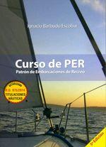 CURSO DE PER (PATRÓN DE EMBARCACIONES DE RECREO)