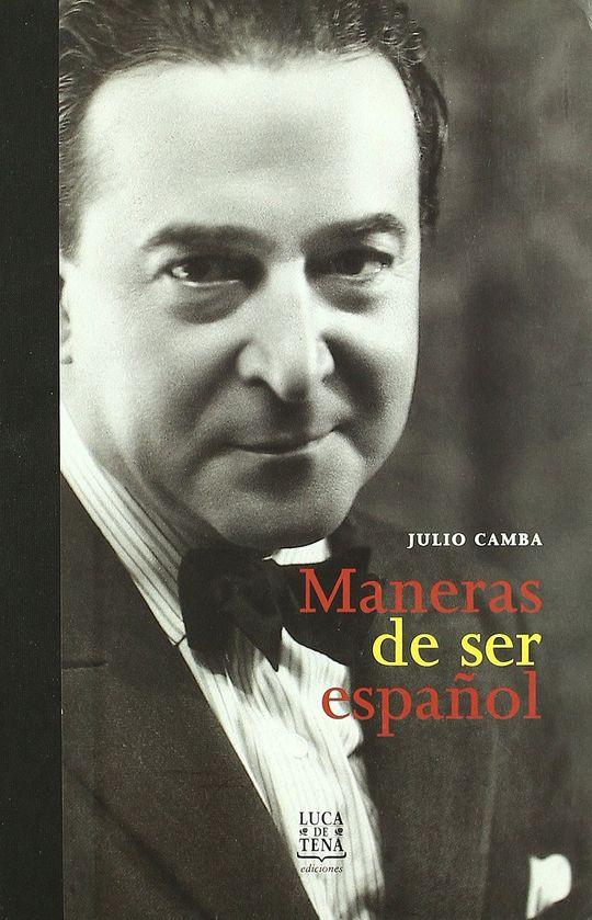 MANERAS DE SER ESPAÑOL