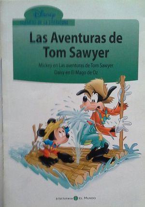 LAS AVENTURAS DE TOM SAWYER - MICKEY EN LAS AVENTURAS DE TOM SAWYER - DAISY EN EL MAGO DE OZ