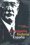 LA PEQUEÑA HISTORIA DE ESPAÑA 1931-1936