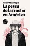 PESCA DE LA TRUCHA EN AMERICA