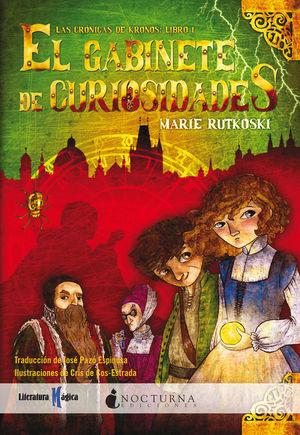 CRONICAS KRONOS, 1 GABINETE CURIOSIDADES