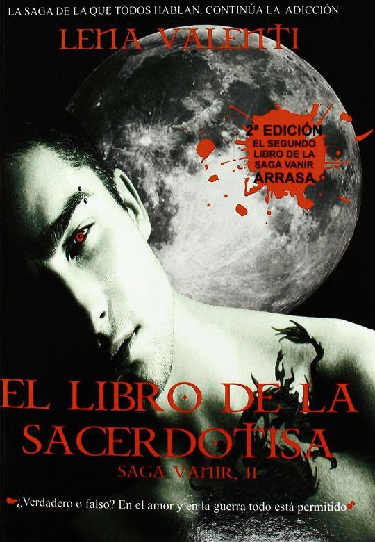 EL LIBRO DE LA SACERDOTISA. SAGA VANIR II