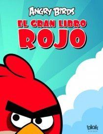 ANGRY BIRDS. EL GRAN LIBRO ROJO DE ACTIVIDADES