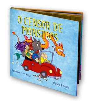 O CENSOR DE MONSTROS