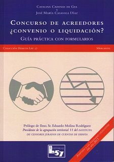 CONCURSO DE ACREEDORES ¿CONVENIO O LIQUIDACIÓN?