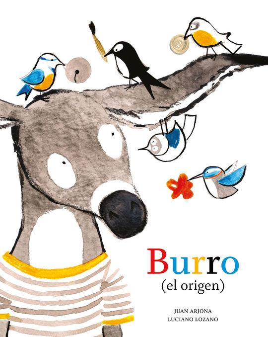 BURRO (EL ORIGEN)