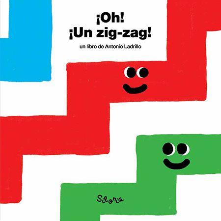 ¡OH! ¡UN ZIG-ZAG!