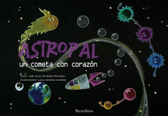 ASTROPAL. UN COMETA CON CORAZÓN