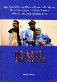 HAUL MÚSICA SAHARAUI CD