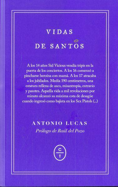 VIDAS DE SANTOS