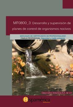 MF0800_3: DES.Y SUPERV.PLANES CONTROL ORGANISMOS NOCIVOS