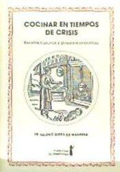 COCINAR EN TIEMPOS DE CRISIS