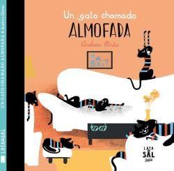 UN GATO CHAMADO ALMOFADA