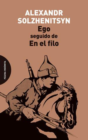 EGO, SEGUIDO DE EN EL FILO