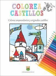 COLOREA CASTILLOS