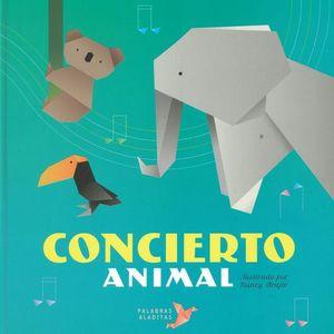 CONCIERTO ANIMAL