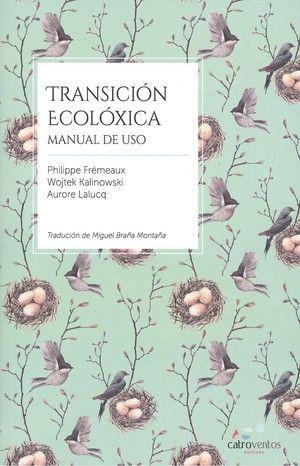TRANSICIÓN ECOLÓXICA. MANUAL DE USO