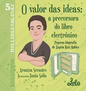 O VALOR DAS IDEAS: A PRECURSORA DO LIBRO ELECTRÓNICO