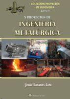 5 PROYECTOS INGENIERIA METALURGICA