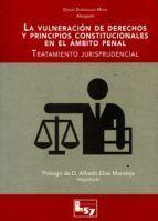 VULNERACIÓN DE DERECHOS Y PRINCIPIOS CONSTITUCIONALES