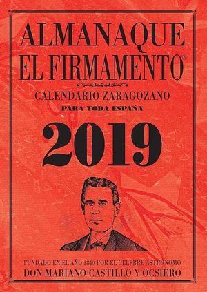 ALMANAQUE EL FIRMAMENTO 2019
