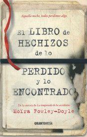 EL LIBRO DE HECHIZOS DE LO PERDIDO Y LO ENCONTRADO