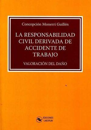 RESPONSABILIDAD CIVIL DERIVADA DE ACCIDENTE DE TRA