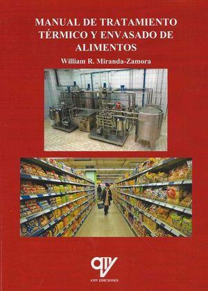 TRATAMIENTO TÉRMICO Y ENVASADO DE ALIMENTOS
