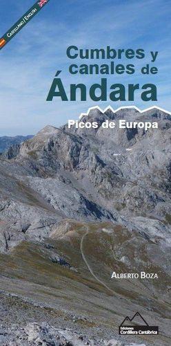 CUMBRES Y CANALES DE ÁNDARA. PICOS DE EUROPA