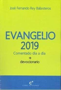 EVANGELIO 2019 - COMENTARIO DÍA A DÍA + DEVOCIONARIO