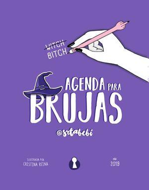 AGENDA PARA BRUJAS 2019
