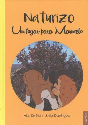 NATURIZO 6: UN FOGAR PARA MARMELO + BONECO