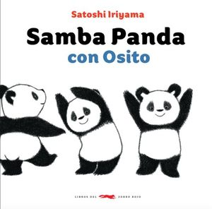 SAMBA PANDA CON OSITO