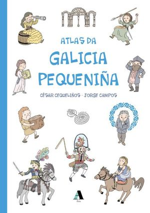 ATLAS DE GALICIA PEQUENIÑA