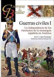 GUERREROS Y BATALLAS 125 - GUERRAS CIVILES I