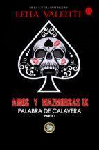 PALABRA DE CALAVERA (PARTE 1)