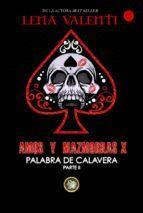 PALABRA DE CALAVERA (PARTE II)