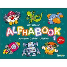 ALPHABOOK 1 (WITH STICKERS)