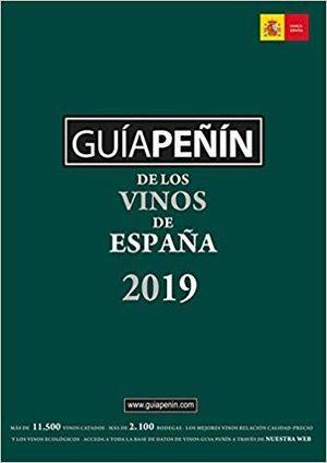 GUIA PEÑIN SPANIENS WEINFUHRER 2019