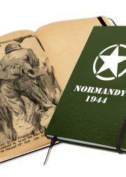 NORMANDY 1944 LIBRETA ILUSTRADA