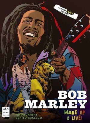BOB MARLEY LA NOVELA GRAFICA