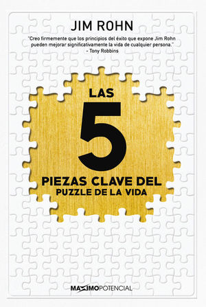 LAS 5 PIEZAS CLAVE DEL PUZZLE DE LA VIDA